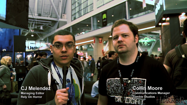 PAX East Interview: Daylight w/ Collin Moore