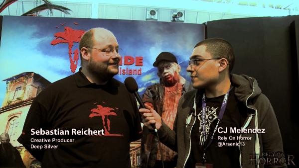 PAX East Interview: Dead Island Riptide w/ Sebastian Reichert