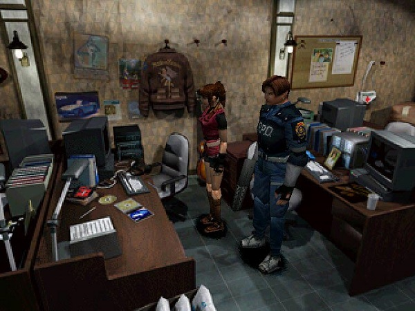 The classic Resident Evil games may be returning to PC