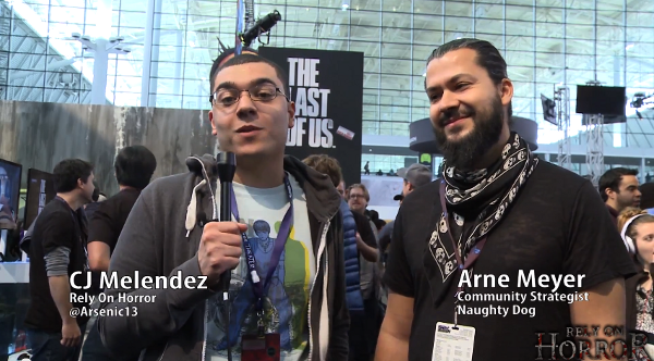 PAX East Interview: The Last of Us w/ Arne Meyer
