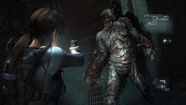 Resident Evil Revelations demo emerges from the watery depths on May 14th