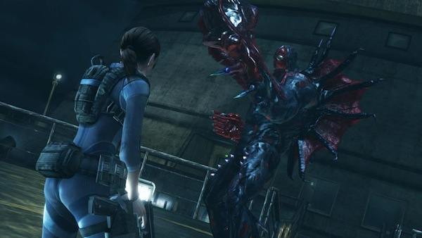 Resident Evil Revelations demo now available!