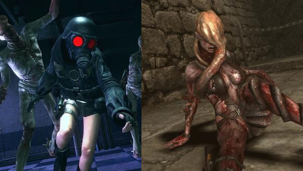 Resident Evil Revelations Costume DLC released today
