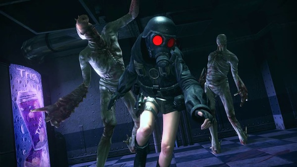 Ladies Night Out: Check out Resident Evil Revelations' Lady Hunk and Rachel Ooze trailers