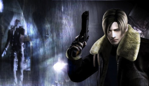 The Fall of Leon S. Kennedy- Chapter 1-1
