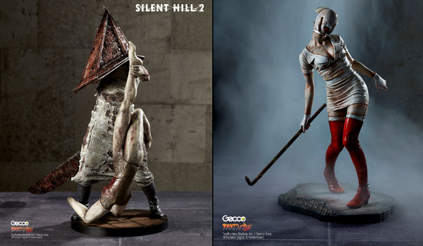 San Diego Comic Con Silent Hill figures up for pre-order