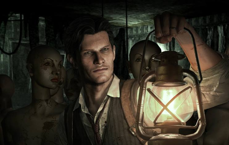 A closer look at The Evil Within's Sebastian