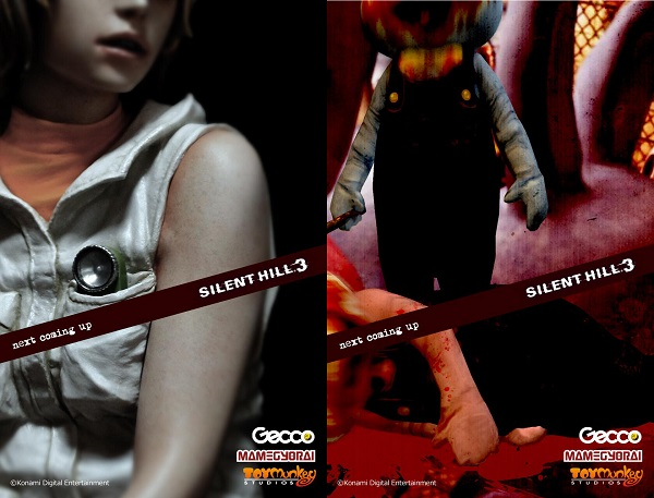 Silent Hill 3 Gecco figures and merchandise revealed (Update: a closer look at Heather)
