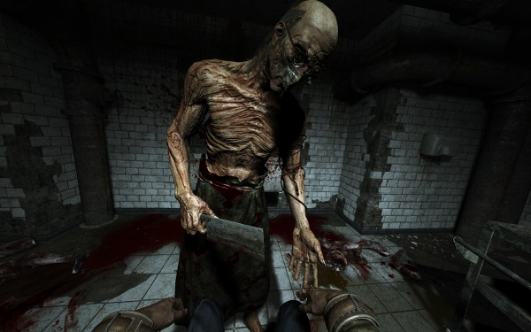 Outlast free on PlayStation Plus in February