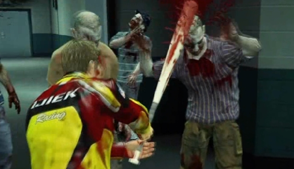 Spanish teenager uses Dead Rising 2's Spiked Bat to murder his father