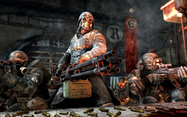 Metro: Last Light Faction Pack DLC coming out July 16th