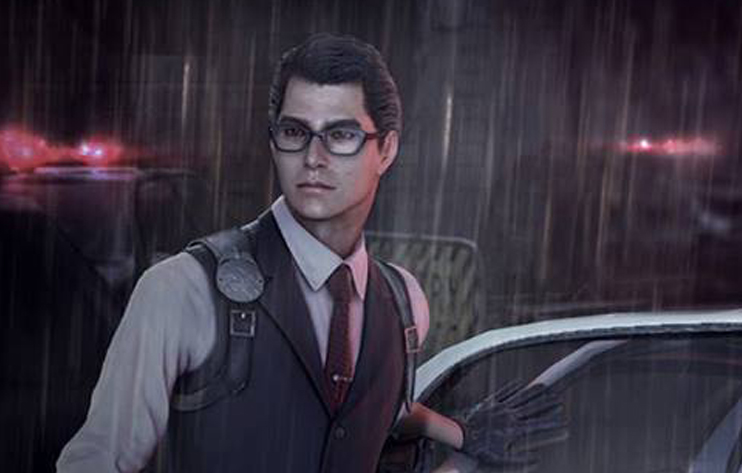 The Evil Within: CJ's look-alike revealed!