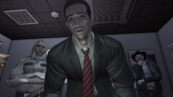 Deadly Premonition: Director's Cut on Steam Greenlight; slated for Halloween PC release (Update: Trailer added)