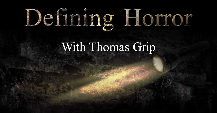 Defining Horror, with Thomas Grip
