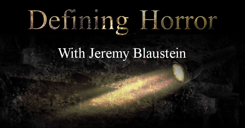 Defining Horror, with Jeremy Blaustein