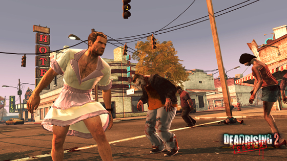 Dead Rising 2 and Case Zero now free for Xbox Live Gold members
