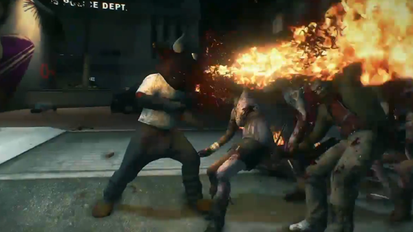 Check Out New Gameplay Footage From Dead Rising 3 Rely On Horror