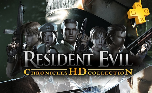 Resident Evil Chronicles HD Collection will be free through PlayStation Plus in September
