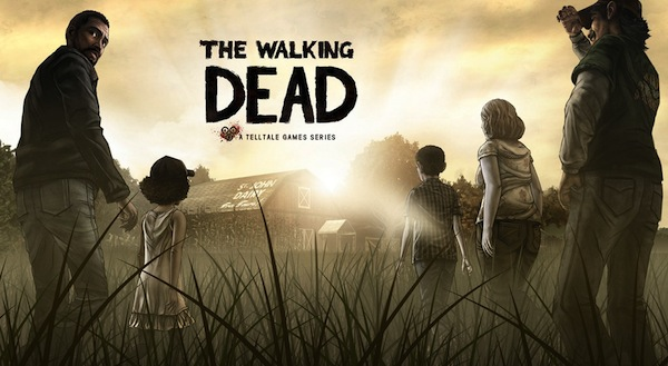 Telltale's The Walking Dead (Season 1) and 400 Days DLC out tomorrow on PlayStation Vita
