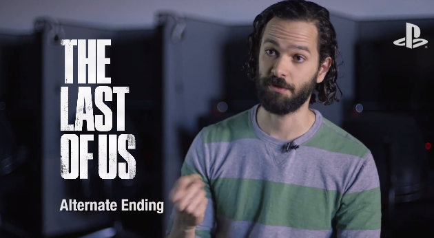 The Last Of Us had an alternate ending, watch it here