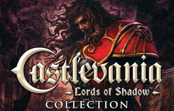 Castlevania: Lords of Shadow Collection gets official cover art