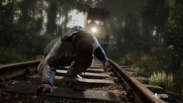 New screenshots of the The Vanishing of Ethan Carter released