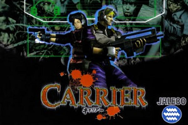 Retro Horror Streams: Carrier [Complete Playthrough]