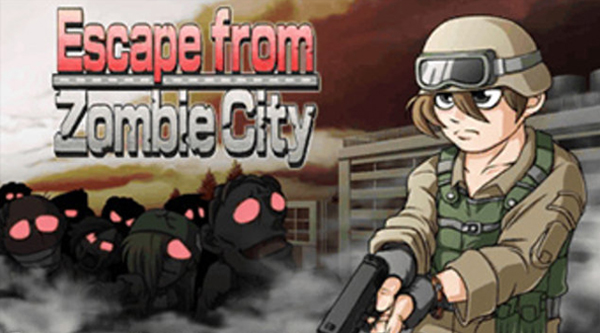 Use your 3DS to Escape from Zombie City
