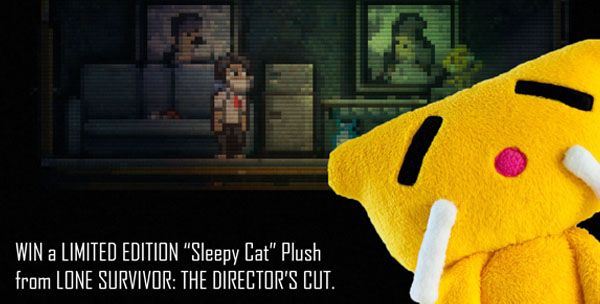 Win the Lone Survivor's Sleepy Cat and more