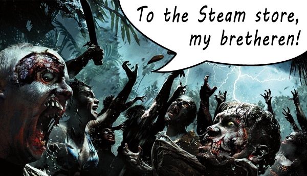 Deep Silver hosting a Steam Sale – Dead Island, Metro and other titles 33-75% off