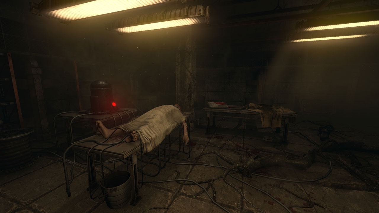 SOMA officially announced, SciFi horror for PC and PS4