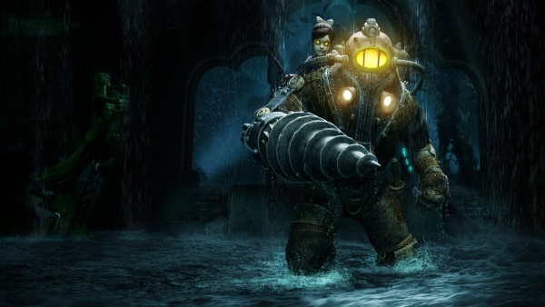 BioShock 2 relaunched on Steam, removes Games for Windows Live + adds Free DLC