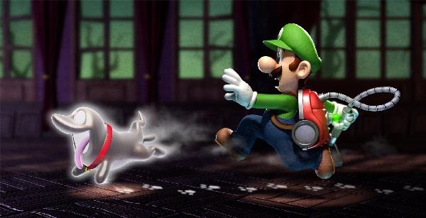 Luigi finally getting his own 3DS bundle.