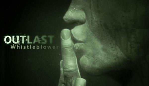 Outlast: Whistleblower DLC announced