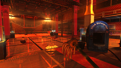 Viscera Cleanup Detail mini game coming to Shadow Warrior