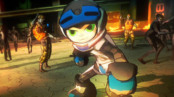 Mighty No. 9 Joins the Zombie Slaying in Yaiba: Ninja Gaiden Z