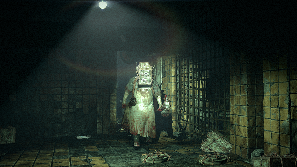 New The Evil Within screens are dripping with gore