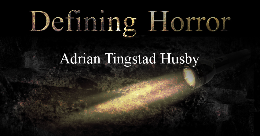 Defining Horror, with Adrian Tingstad Husby