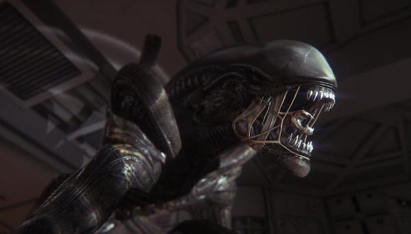 New Alien: Isolation screenshots released