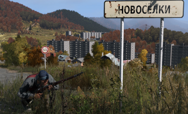 DayZ 0.49 Experimental Update makes players vulnerable to the elements