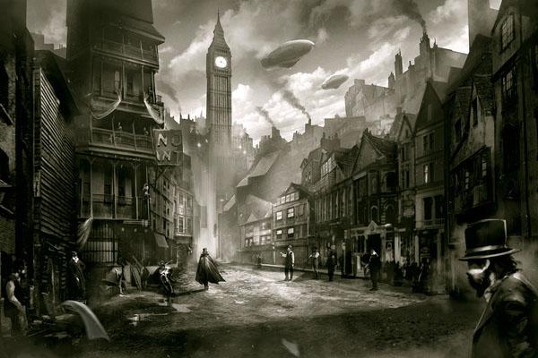 Blackmore: A Steampunk Adventure Game Comes To Kickstarter