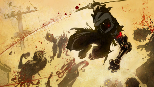 Part two of Yaiba: Ninja Gaiden Z digital comic now available