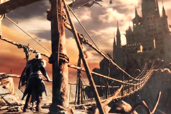 Dark Souls II Lighting Comparison Revealed, Fans A Little Upset