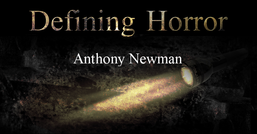 Defining Horror, with Anthony Newman