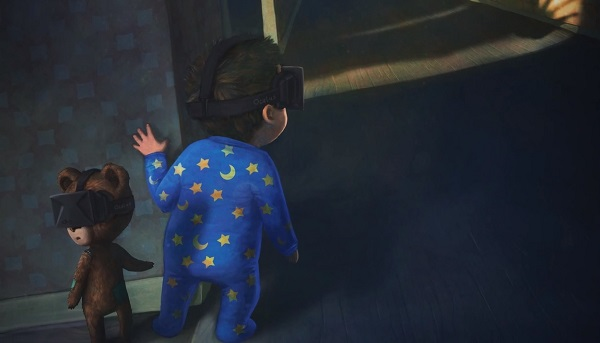 Among the Sleep trailer cries in the night