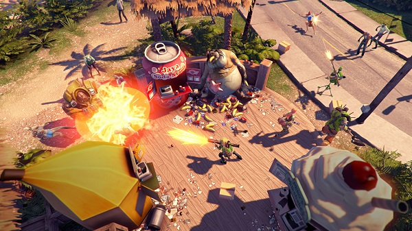 Dead Island: Epidemic now in 24/7 closed beta