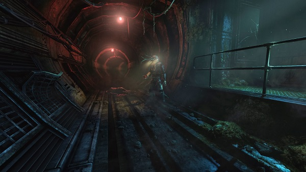 SOMA Trailer 'Theta' slowly pans around, says scary things