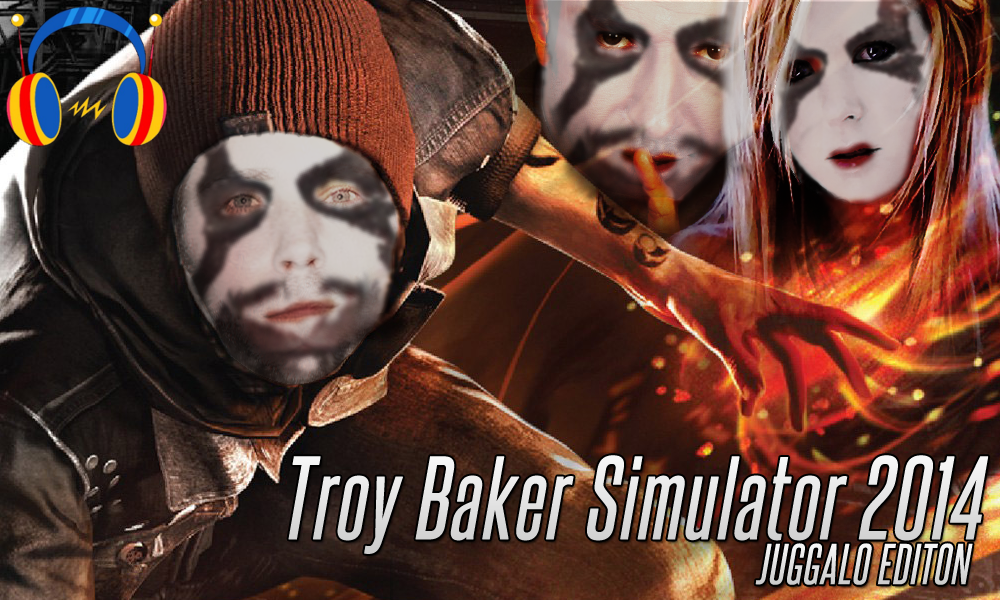 Whispers in the Dark Ep. 65: Troy Baker's Juggalo Simulator