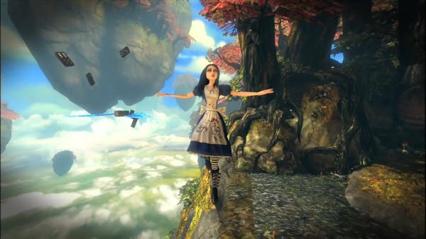 48 hours, 75% discount, get Alice: Madness Returns while it's cheap