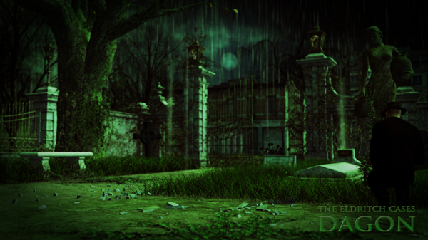 Lovecraftian adventure game takes Kickstarter and Greenlight by storm